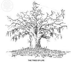 tree symbolism the tree of life cartoon trees and symbolism cartoons