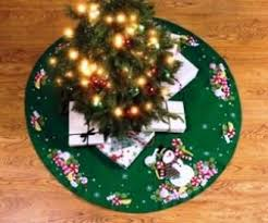 bucilla tree skirt kits supply craft