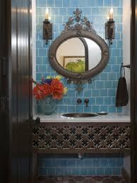 Bathroom Sink In Spanish Home Design Ideas And Pictures - Spanish bathroom design