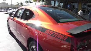 dodge charger daytona 2007 2006 used dodge charger daytona for sale in san diego at