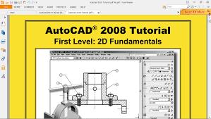tutorial sketchup autocad vray sketchup
