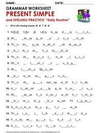 grade 2 grammar lesson 11 verbs 4 grade 2 grammar lessons 1 19