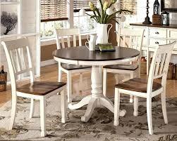 pedestal dining room table sets round pedestal dining room table white cottage dining set with round