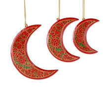124 best crescent moon collectibles ornaments images on