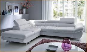 canapé d angle convertible cuir blanc canapé en cuir design attraper les yeux canapé d angle convertible