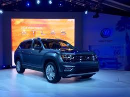 the 2018 atlas is exactly what we expected and that u0027s good for vw