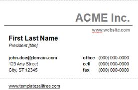 google docs business card template 2017 best business template