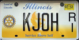 Illinois Vanity License Plates Illinois 4 Y2k