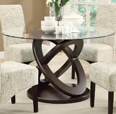 Glass Dining Table And Chairs Red Barrel Studio Acres Wood Glass Dining Table U0026 Reviews Wayfair