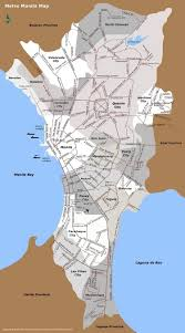 Fault Line Map Metro Manila Fault Line Can Kill Thousands In 7 2 Magnitude Quake