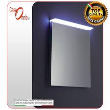 bathroom mirror led anti fog volans v u0026c casaomnia