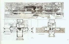 Floor Plan And Perspective Ward W Willett U0027s Willitt U0027s Ground Plan And Perspective Of Villa
