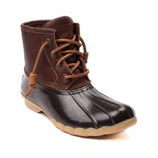 womens duck boots sale womens sperry top sider saltwater boot feeding my addiction