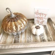 home good decor homegoods fall decor popsugar home