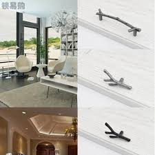 Kitchen Cabinet Pull Online Get Cheap Twig Cabinet Pull Aliexpress Com Alibaba Group