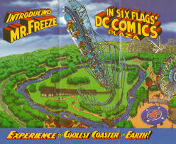 Six Flags St Louis Missouri Newsplusnotes From The Vault Six Flags St Louis 1997 Brochure