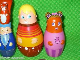 disney higglytown heroes lot 3 pvc plastic figures kip fran