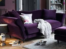 canap lipstick la redoute la déco velours signe grand retour décoration purple