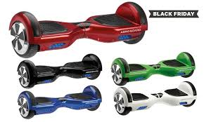 hoverboard black friday aeroboard electric scooter groupon