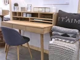 Schreibtisch Echtholz Wohnraumformer