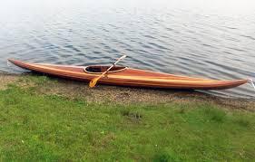 light kayaks for sale guillemot l strip built sea kayak great for larger paddlers