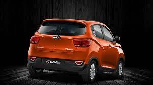 indian car mahindra mahindra kuv100 a new mini suv from india world auto evolution