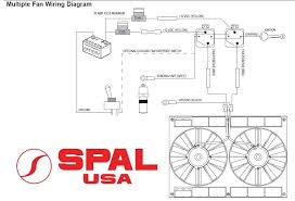 dual fan relay wiring diagram wiring diagram and schematic