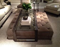 Oversized Ottoman Coffee Table Best 25 Tufted Ottoman Coffee Table Ideas On Pinterest Tufted