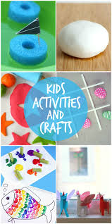 kids activities and crafts