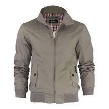 mens harrington jacket crosshatch harrinz vintage retro summer