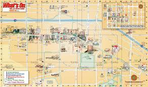 Las Vegas Monorail Map by Mapas De Las Vegas U2013 Usa Mapasblog