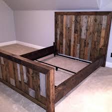Ikea Bed Frame Wood Slat Bed Frame U2013 Bare Look