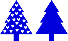 christmas tree template craft jr clip art library