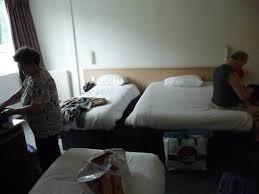 port chambre chambre 4 personnes très propre photo de b b hotel brest port