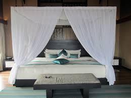 bedroom appealing queen canopy bed curtains for comfortable sleep bedroom