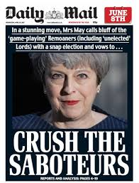 Mail Meme - that daily mail front page has become a meme