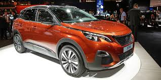 peugeot copper the all new peugeot 3008 suv revealed at the paris motor show