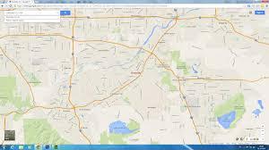 Petaluma Ca Map Riverside California Map