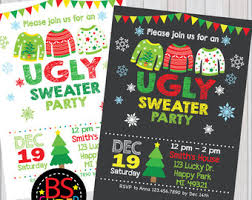 invitation sweater