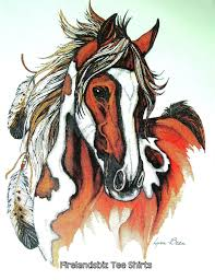 mustang horse drawing indian horse tattoos like this item tattoo art ideas