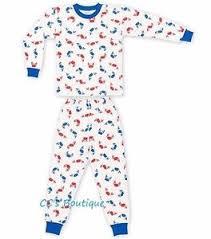 boys s prints boutique pajamas 8 10 12 14 nwt nautical cotton