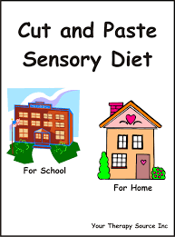 Sensory Seat Cushion 20 Alternative Seating Picture Word Cards Your Therapy Source