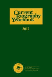online yearbook database current biography yearbook hw wilson