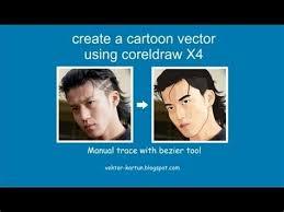 tutorial vektor dengan corel collection of corel draw quick cartoon drafting tutorial doovi how