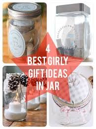 christmas best girly giftas in jar christmas for friends women