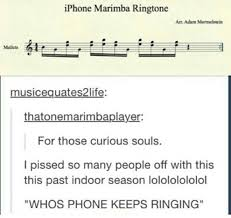 Meme Ringtones - please don t let the percussion get a hold of this especially