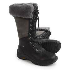 womens ugg denhali boots ugg australia leather lace up boots for ebay