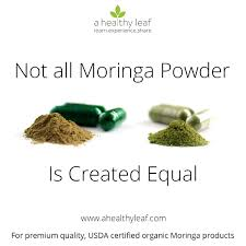 moringa capsules usda certified organic moringa oleifera pills