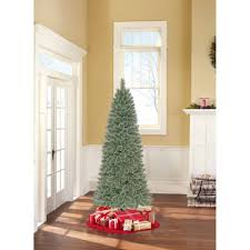 artificial tree unlit 7 branford spruce walmart