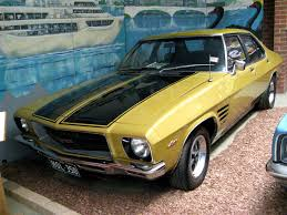 Australian Muscle Cars - 1973 hq holden monaro 350 gts 4 door aussie muscle cars